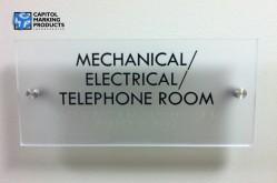 Building Sign: Corridor Room ('Core') #1064
