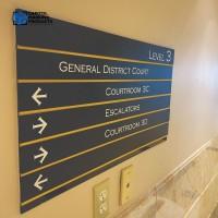 Floor Directional #1166
