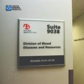 Building Signs: Suite #1201